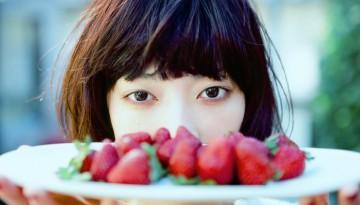 田中真琴 と 苺