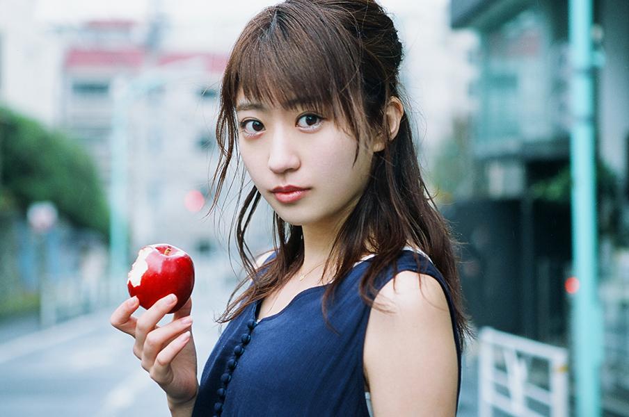 山木彩乃 と 林檎